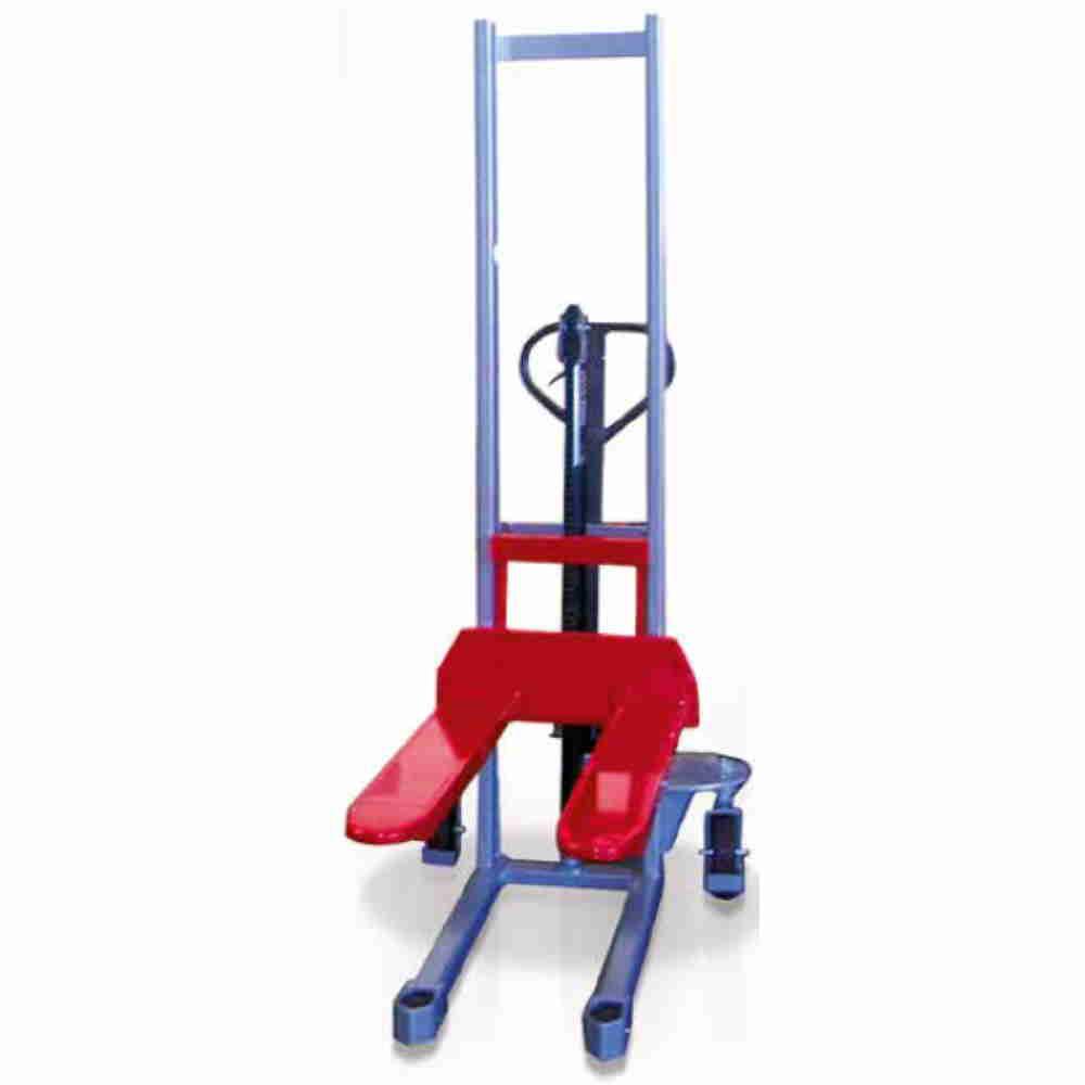Offerte pazze Comparatore prezzi  Carrello Elevatore A Trazione E Sollevamento Manuale Kg1000 Sollevator  il miglior prezzo