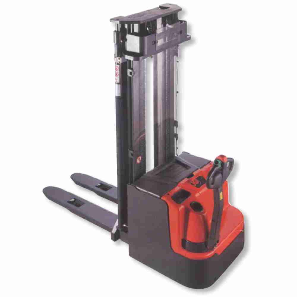 Sollevatore Completamente Elettrico Autonomia E Lavori Intensivi Porta