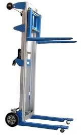 Carrello Elevatore Manuale In Alluminio Portata Kg227 H Mm1250 Modn1sp