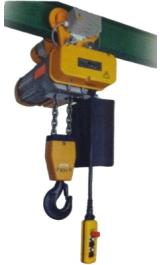 Paranco Elettrico A Catena Super Potente Con Carrello Kg5000