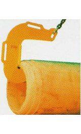 Ganci Per Tubature Con Maniglie Kg1000 Presa0 150mm 050798f