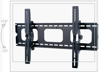 Staffa Supporto Porta Monitor Tv Lcd 23 37 Max45kg Tv501dtf