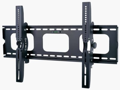 "Staffa Supporto Porta Monitor TV LCD 32"" 60"" Max.80Kg. TV701DTF"