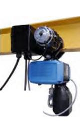Paranco Elettrico Traliftts Kg5000 Con Carrello Elettrico