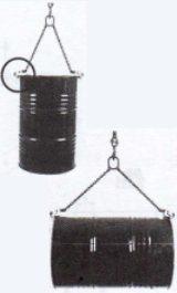 Pinze Per Sollevamento Orizzontale Verticale Fusti Carico Kg1000