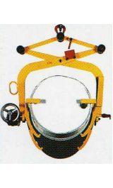 Pinza Automatica Per Sollevamento Fusti D600mm Carico Kg300