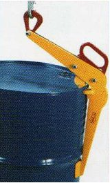 Pinza Per Sollevamento Verticale Fusti D600mm Carico Kg800