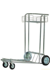 Carrello Portabagagli Per Aeroporti Imbottigliabile Modaerof