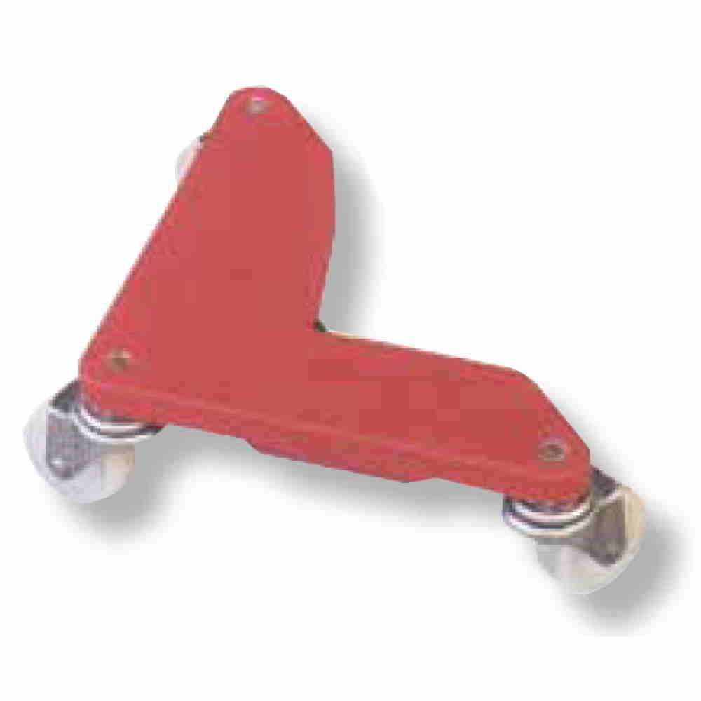 Pattini Angolari Carrelli A 3 Ruote Per Spostare Mobili Per Traslochi