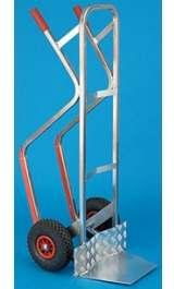 Carrello Leggero Con Scivolo Portata Kg 200 M 2500 In Alluminio Per Sc
