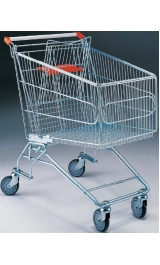 Carrello Per Supermarket Spesa Supermercato Self Service Modcargo Da 1