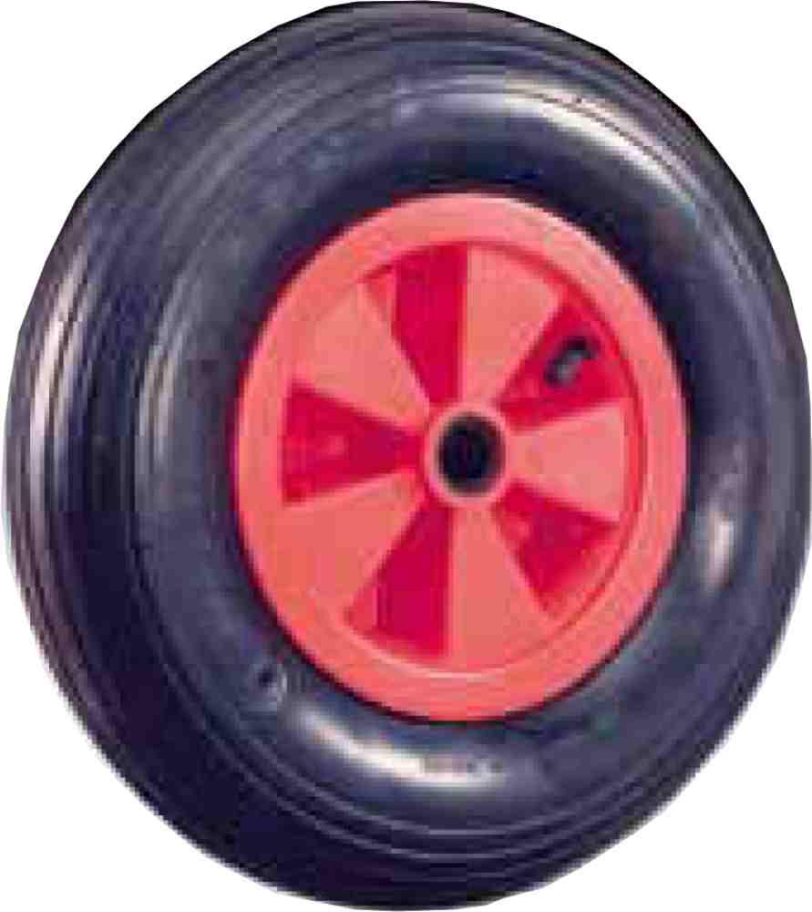 Ruota Pneumatica Disco Plastica Gabbia Rulli Dmm400 Pkg200